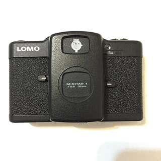 Lomo LC-A LCA 小人頭版