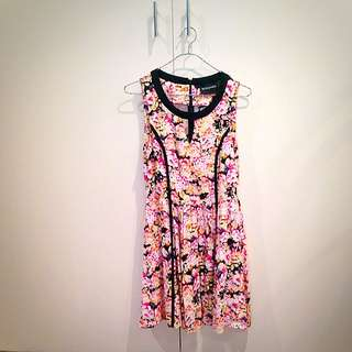 Minkpink Floral Dress