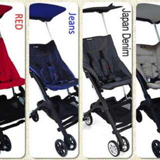 RESERVE!! Pockit Folable Compact Stroller