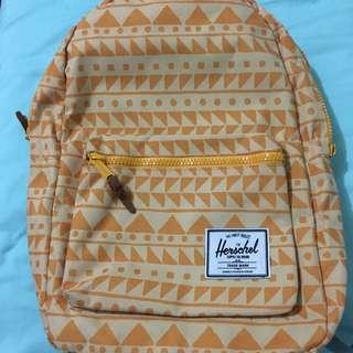 Herschel Yellow/Orange Backpack