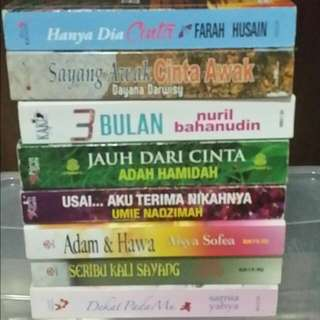 Pre♡ Malay Novel