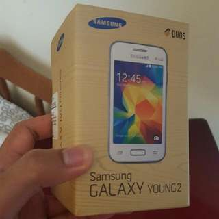 (Reserved) BNIB Samsung Young 2