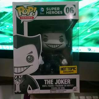 Hot Topic Funko Mystery Joker