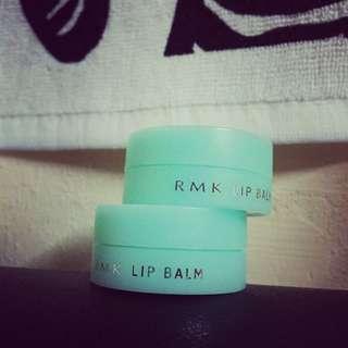 RMK 護唇膏