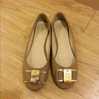 氣質平底鞋