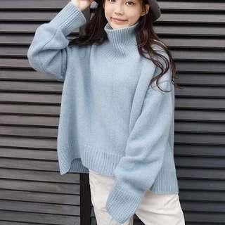 質感素色毛衣