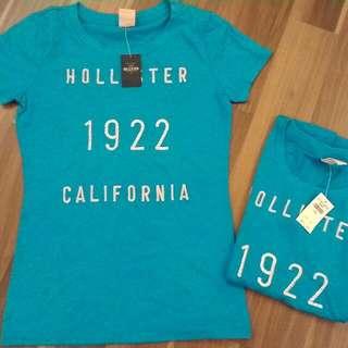 國外帶回全新吊牌未拆 HCO女版 純棉彈性短袖T恤