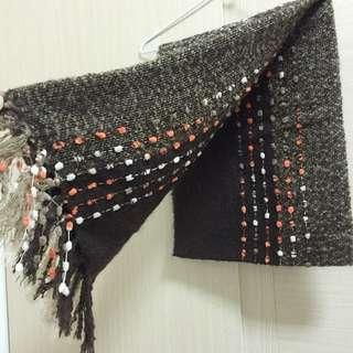 日貨 森林系圍巾