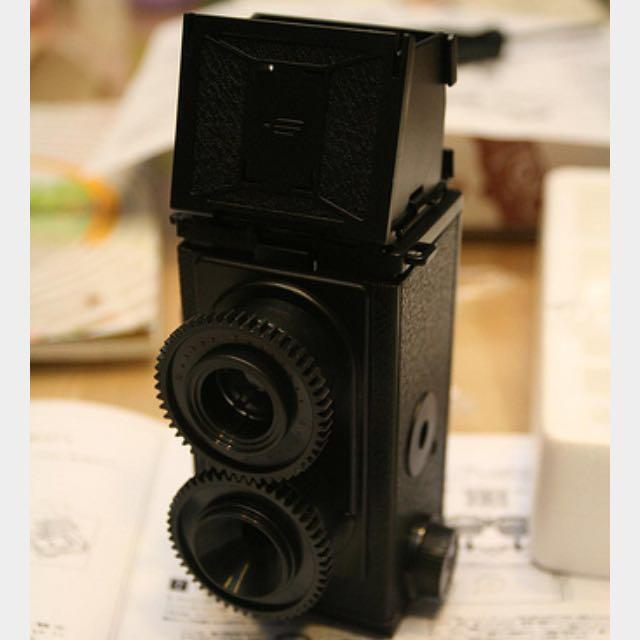 35mm 雙眼相機