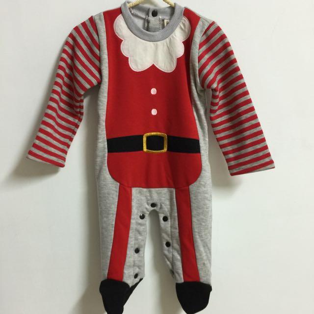 聖誕連身包腳衣