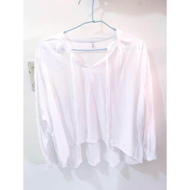 棉麻襯衫(免運)