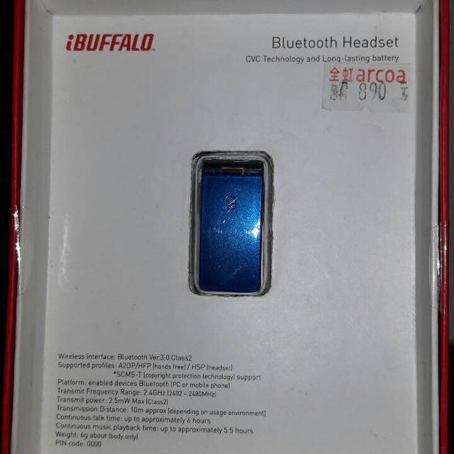 全新藍芽耳機 原價890