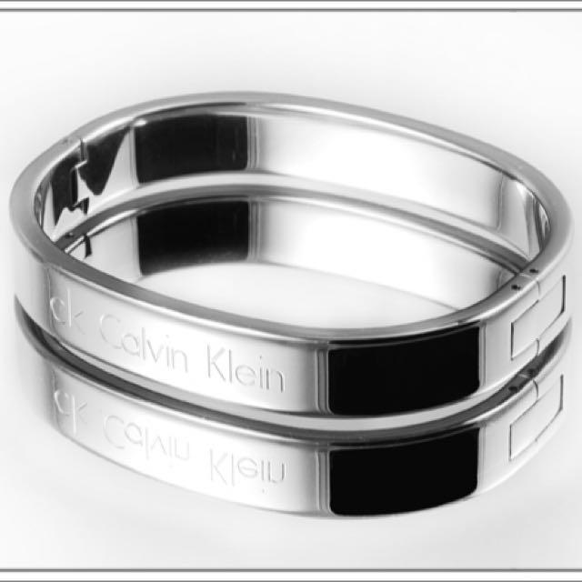 <Calvin Klein> Hook經典系列時尚手環