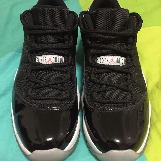 Jordan 11 Low Infrared