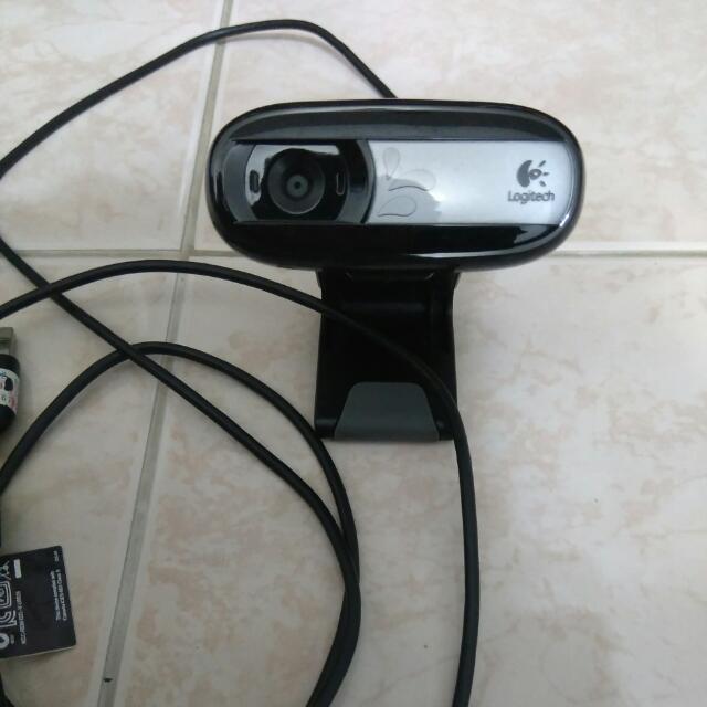 【Logitech 羅技】網路攝影機前置鏡頭