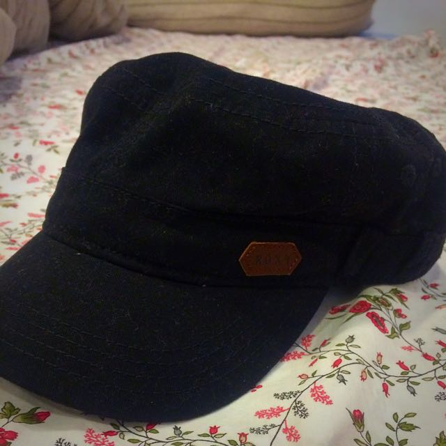 Roxy軍帽