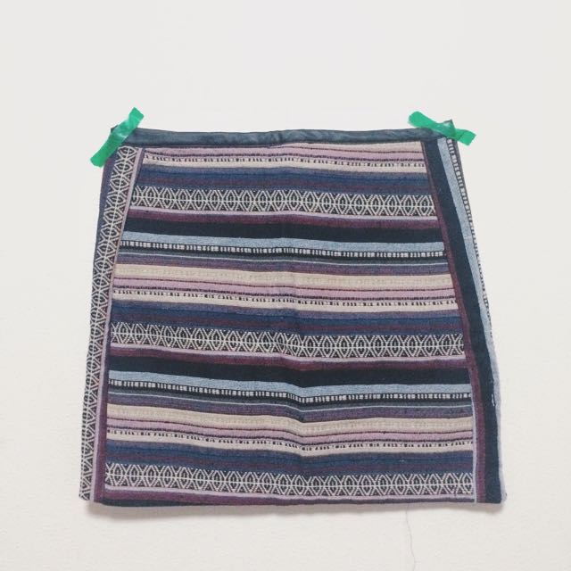 Tribal Patterned Skirt
