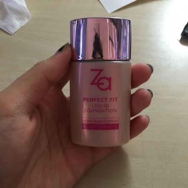 ZA粉底液(免運)