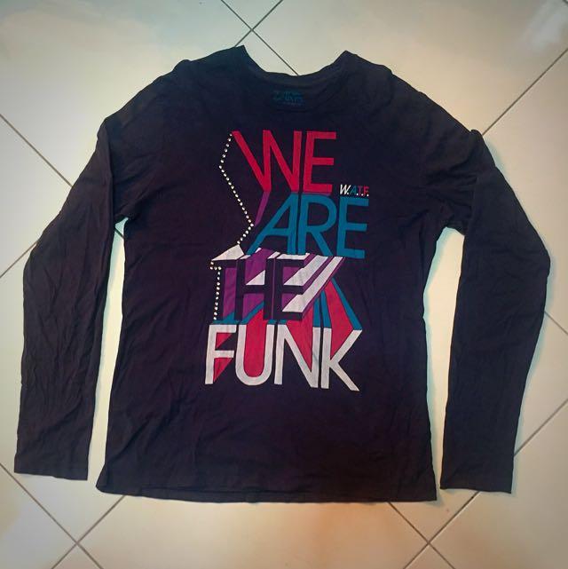 Zara WATF Collection Long Sleeve T-shirt