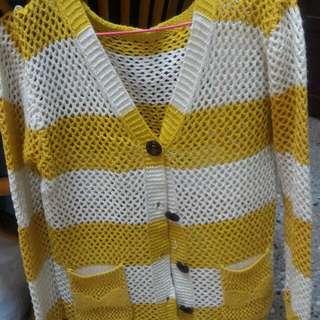 [降價]針織外套