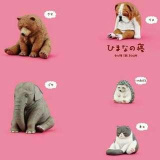 【售】ZOO動物休眠三代《熊熊款》