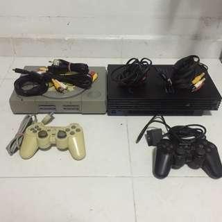 PS1 & PS2