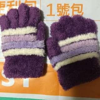 全新嬰幼兒手套