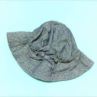 Gap baby 單寧漁夫 遮陽帽