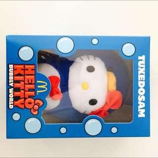 McDonald's Hello Kitty 40th Anniversary Plush Toys (Bubbly World)