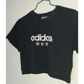 OFFER MADE. Adidas Crop Top Size M