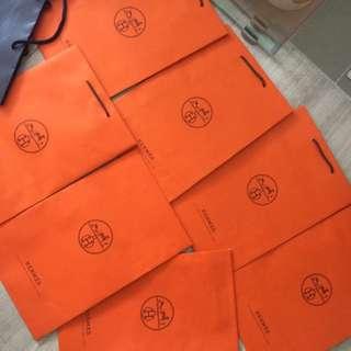 Hermēs Paper bag