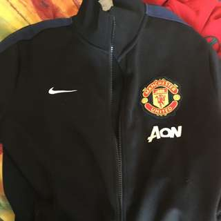 Nike Jacket Manchester United OFFICIAL