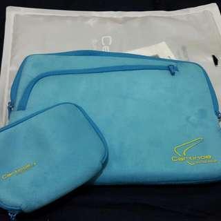 Cartinoe MacAir 13吋 內膽包 水藍色