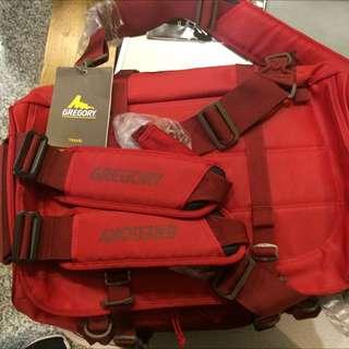 [ Gregory ] Alpaca Duffle 高耐磨防潑水旅行袋/裝備袋 可後背