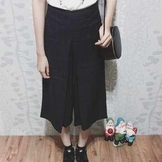 全新 寬褲 褲裙