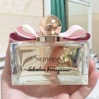 Salvatore Ferragamo - Signorina Eau de Parfum Spray