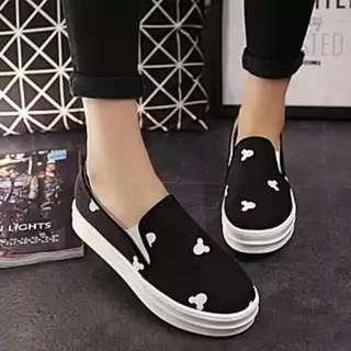 米奇鞋   黑色