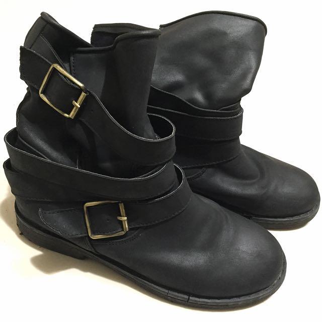 軍靴-38