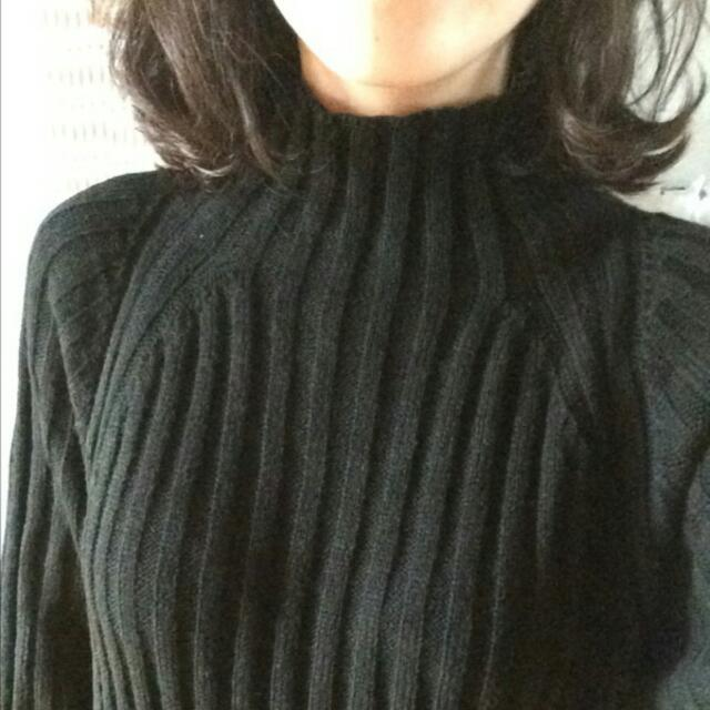 零衣壹貳。預購♡ 超級美針織長版毛衣🎀