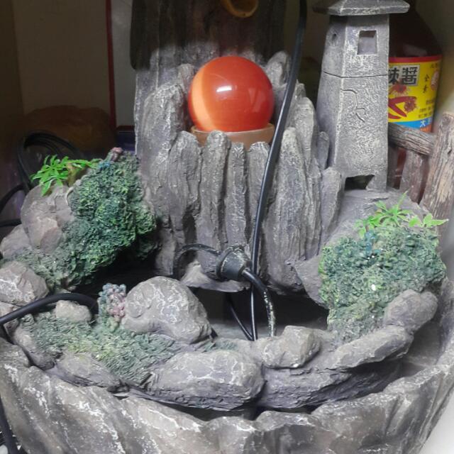 仿古噴水盆
