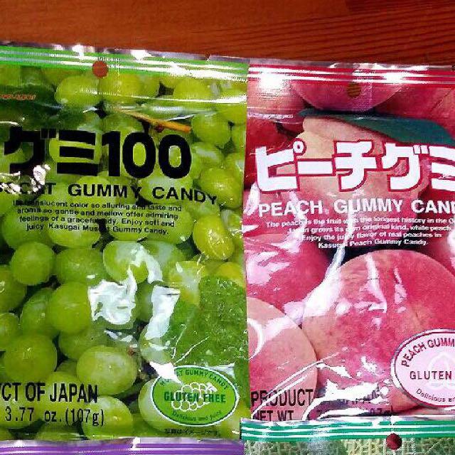 促銷產品🚀完售不再補貨噢。春日井軟糖家族