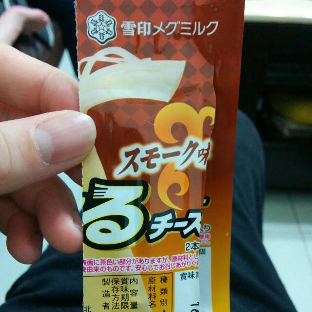 誠徵 日本 雪印 起司棒(醬油/煙燻)
