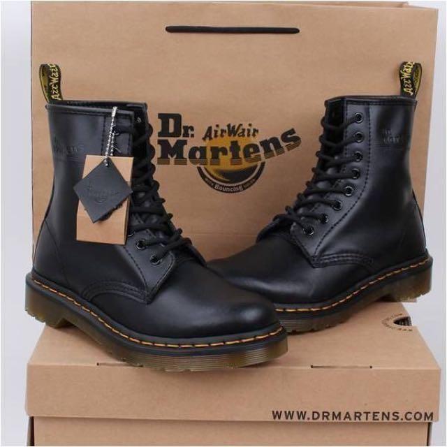 工廠原單 馬丁靴Dr. Martens