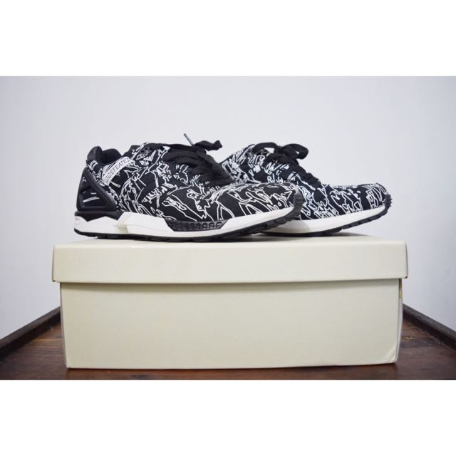 quality design 1f120 0f5a7 Adidas ZX 5000 X Undefeated X Maharishi, Men's Fashion on ...