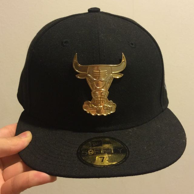 Chicago Bulls New Era Cap