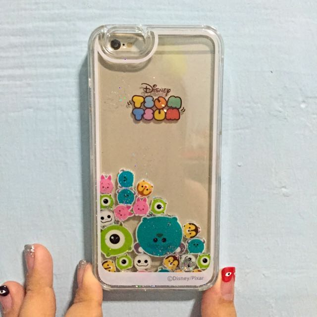 factory price 3441d 046af Disney Tsum Tsum Monsters Inc Liquid Case - iPhone 6