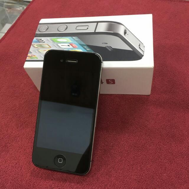 Iphone4s 64g黑色