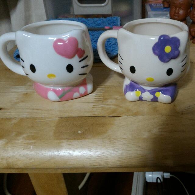 北海道小樽Kitty杯(1對)(含運)