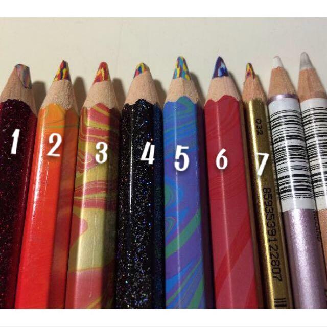 (3、6售出)捷克KOH-I-NOOR 七彩色鉛筆 DERWENT德爾文 混色筆、拋光筆