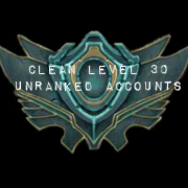 League Of Legends Level 30 Account, Bulletin Board